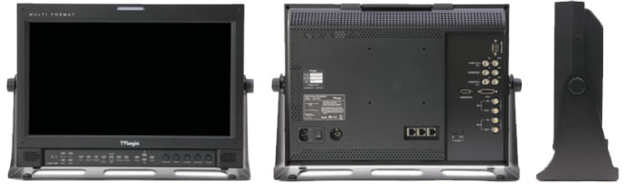 Broadcast 3G LCD