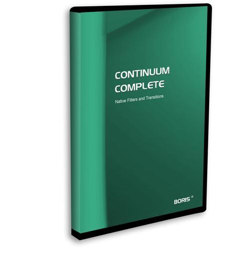 Continuum Complete 5 FxPlug