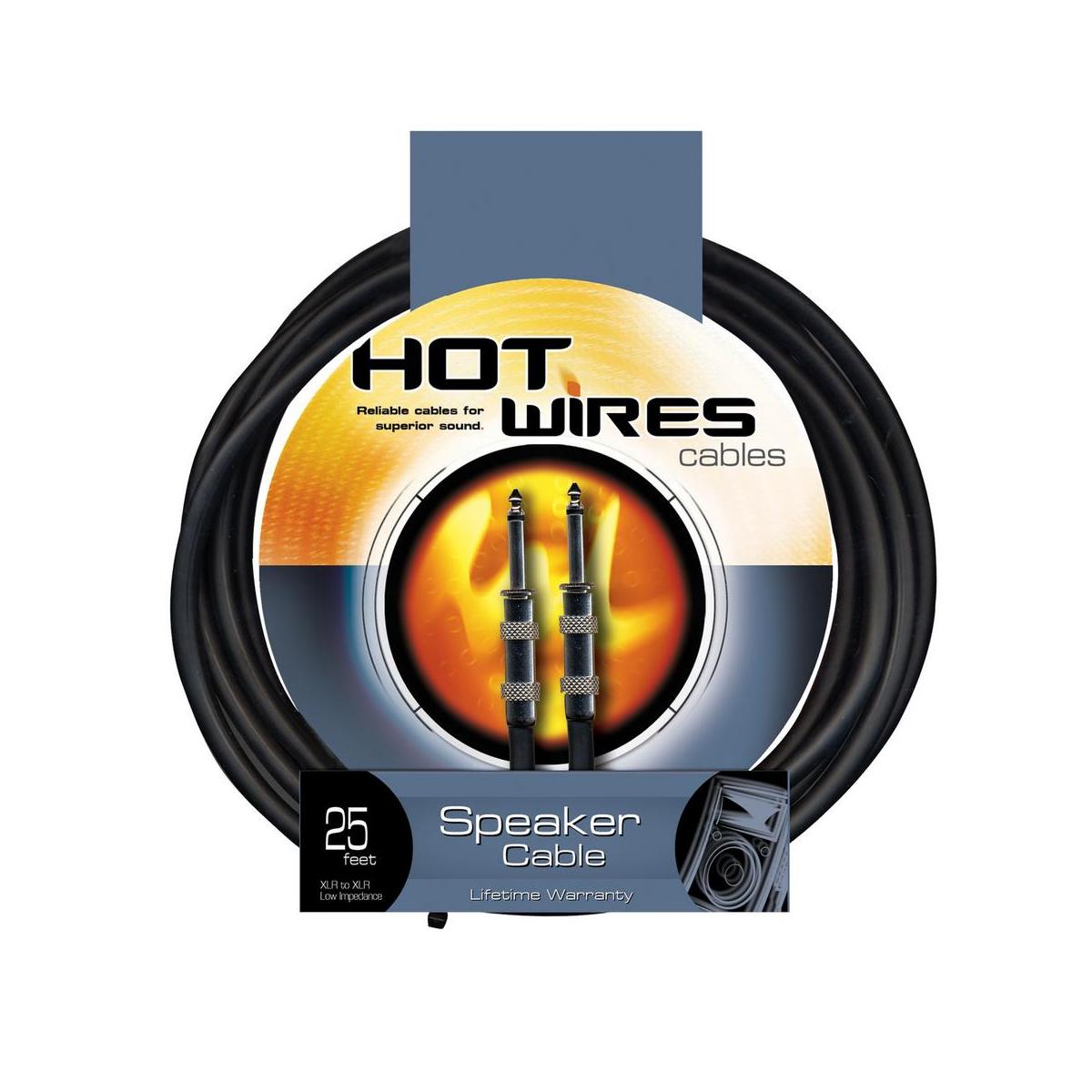 Speaker Cables - QTR
