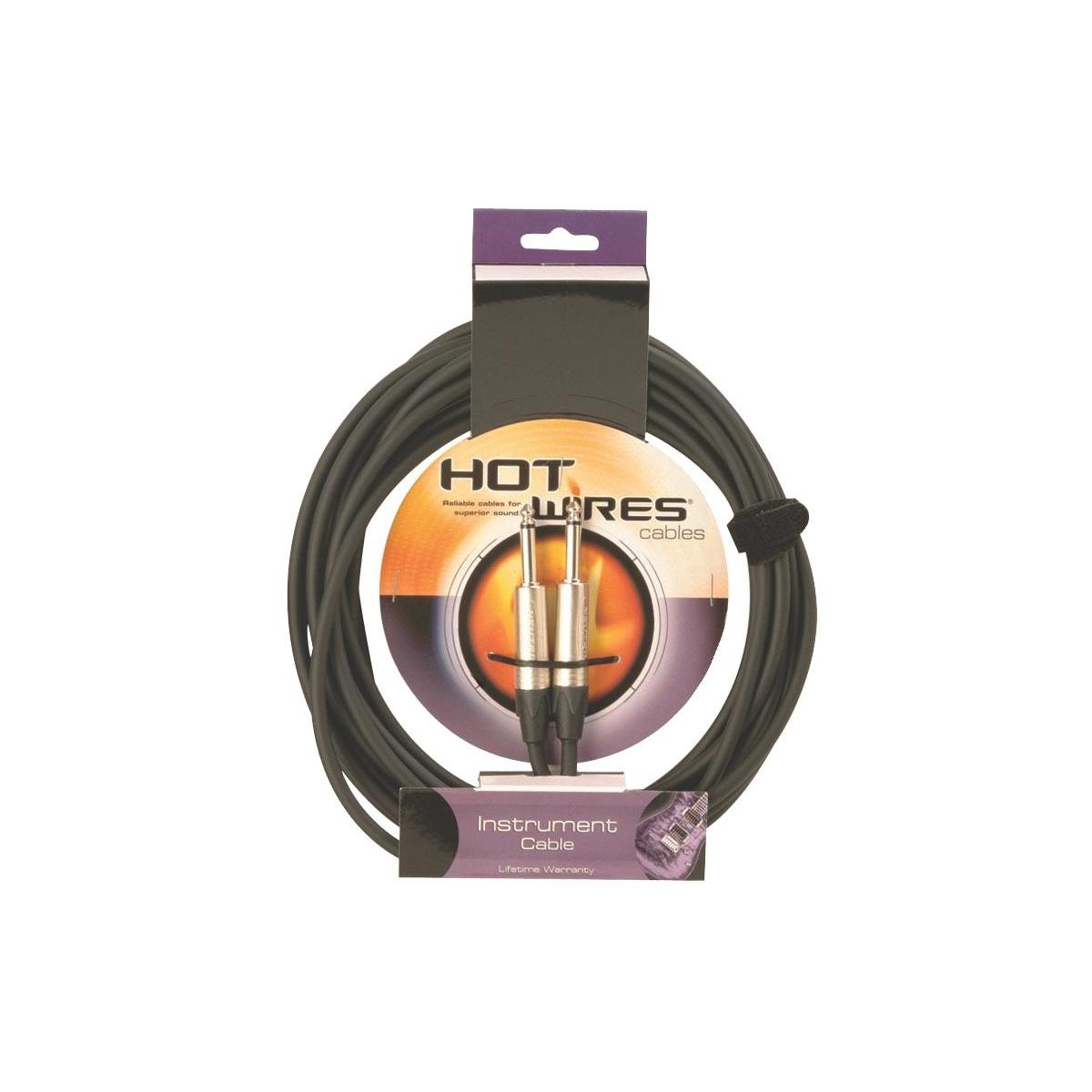 Instrument Cables with Neutrik Connectors
