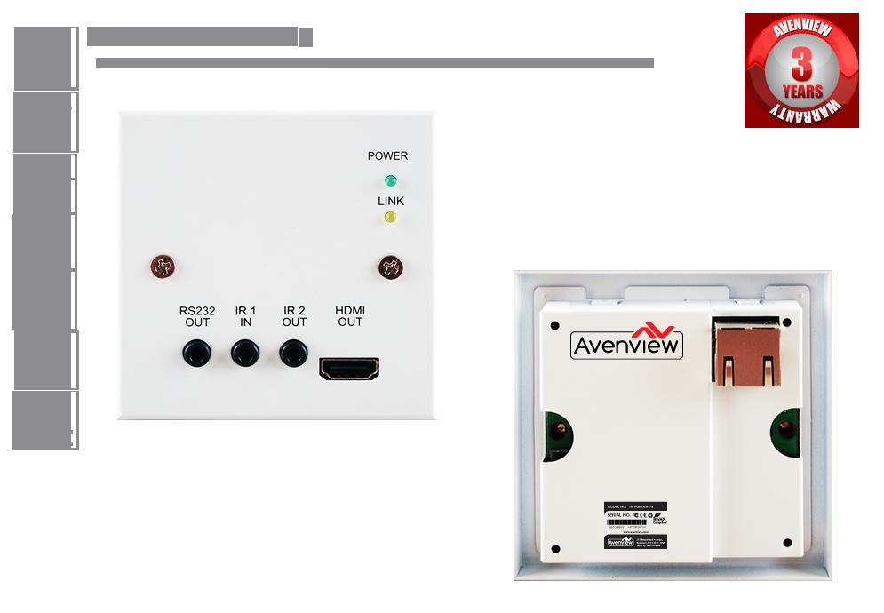 HDBaseT Matrix Switchers
