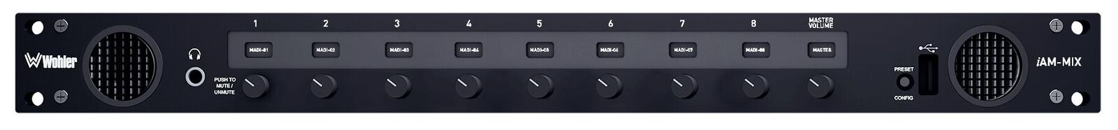 8 Channel Audio