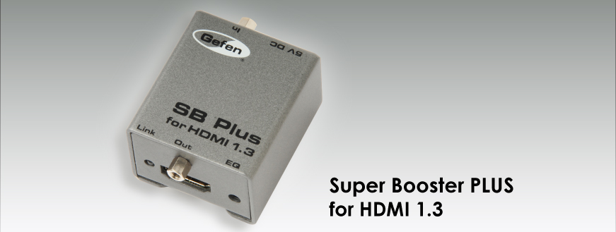 Extenders for HDMI