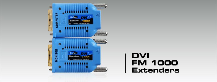 DVI Extenders