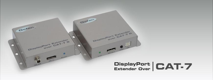 DisplayPort Extenders