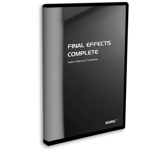 Final Effects