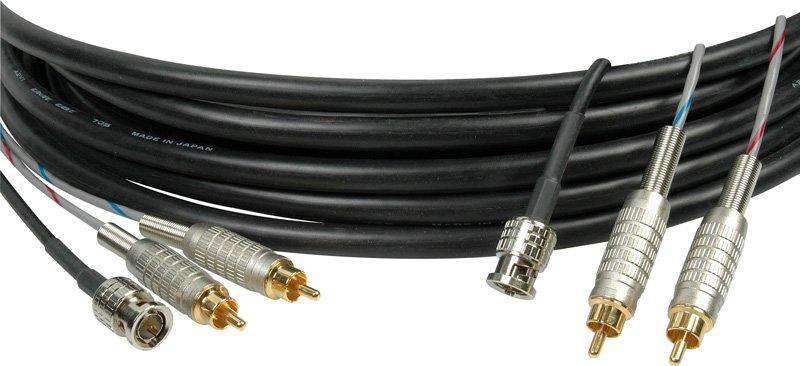 AV Dubbing Cables
