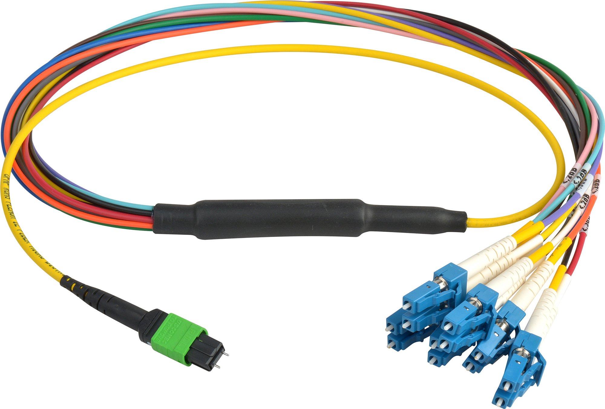 MTP MPO Fiber Optic Cables