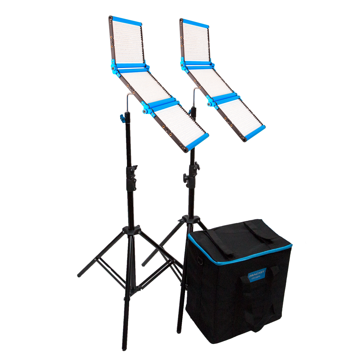 LED1500 Silver Foldable Kits