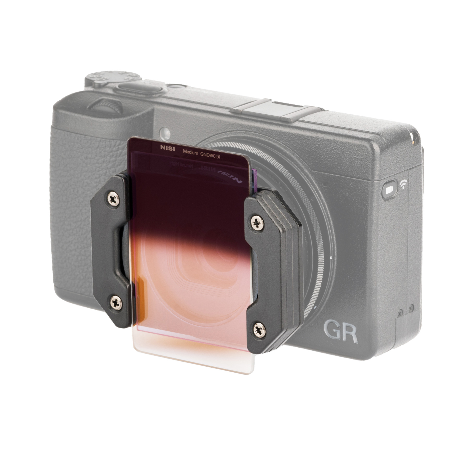 Ricoh GR3 Filter System