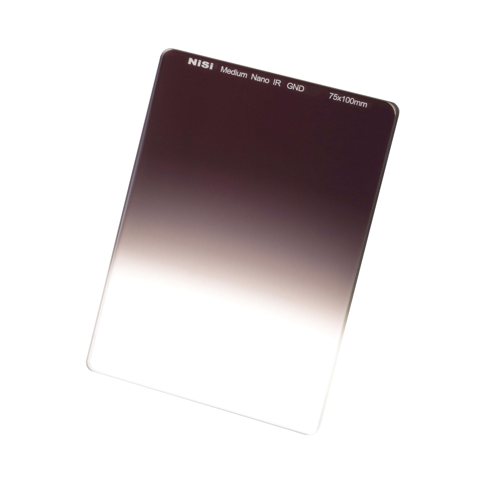 75x100mm Graduated Filters