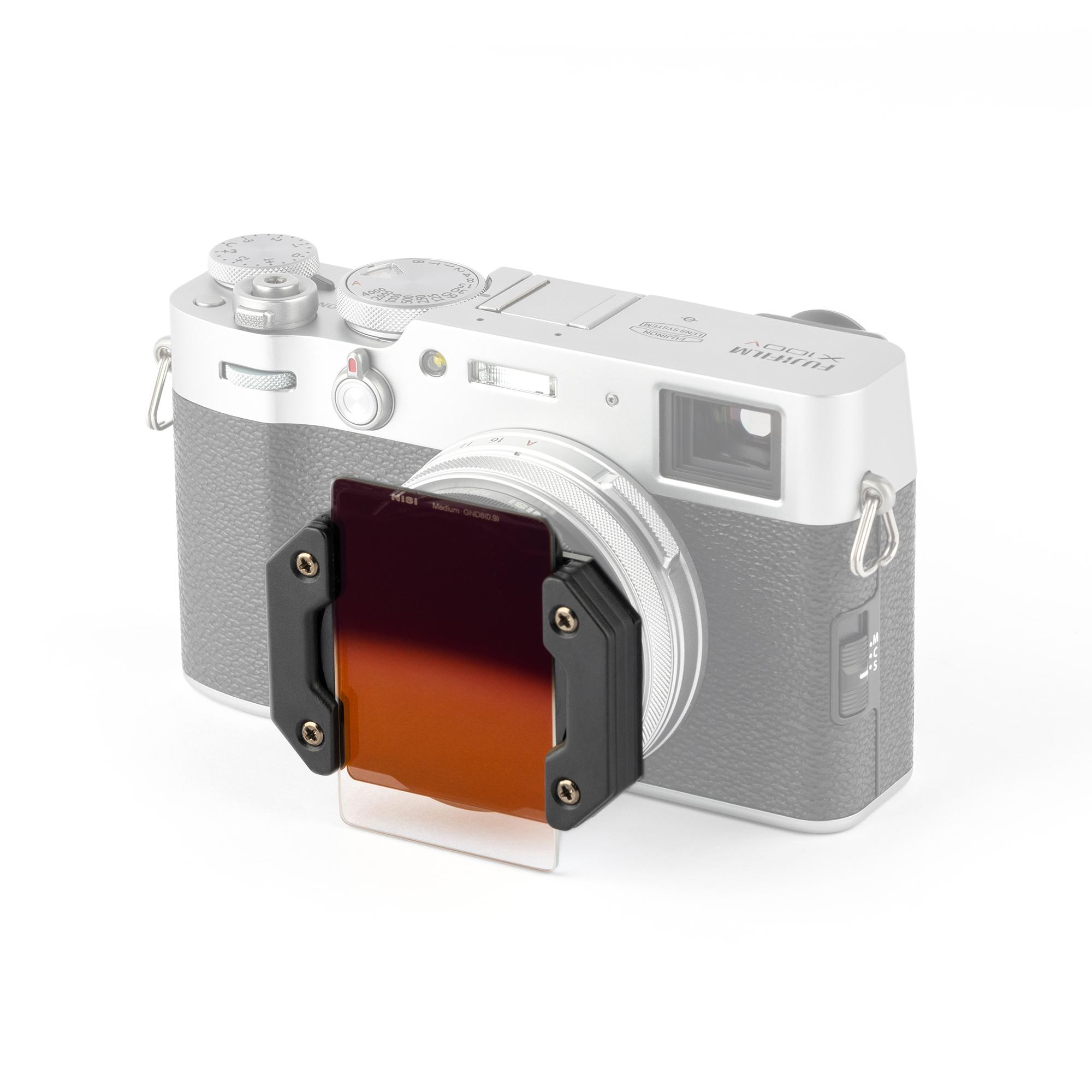 Fujifilm X100 Filter System