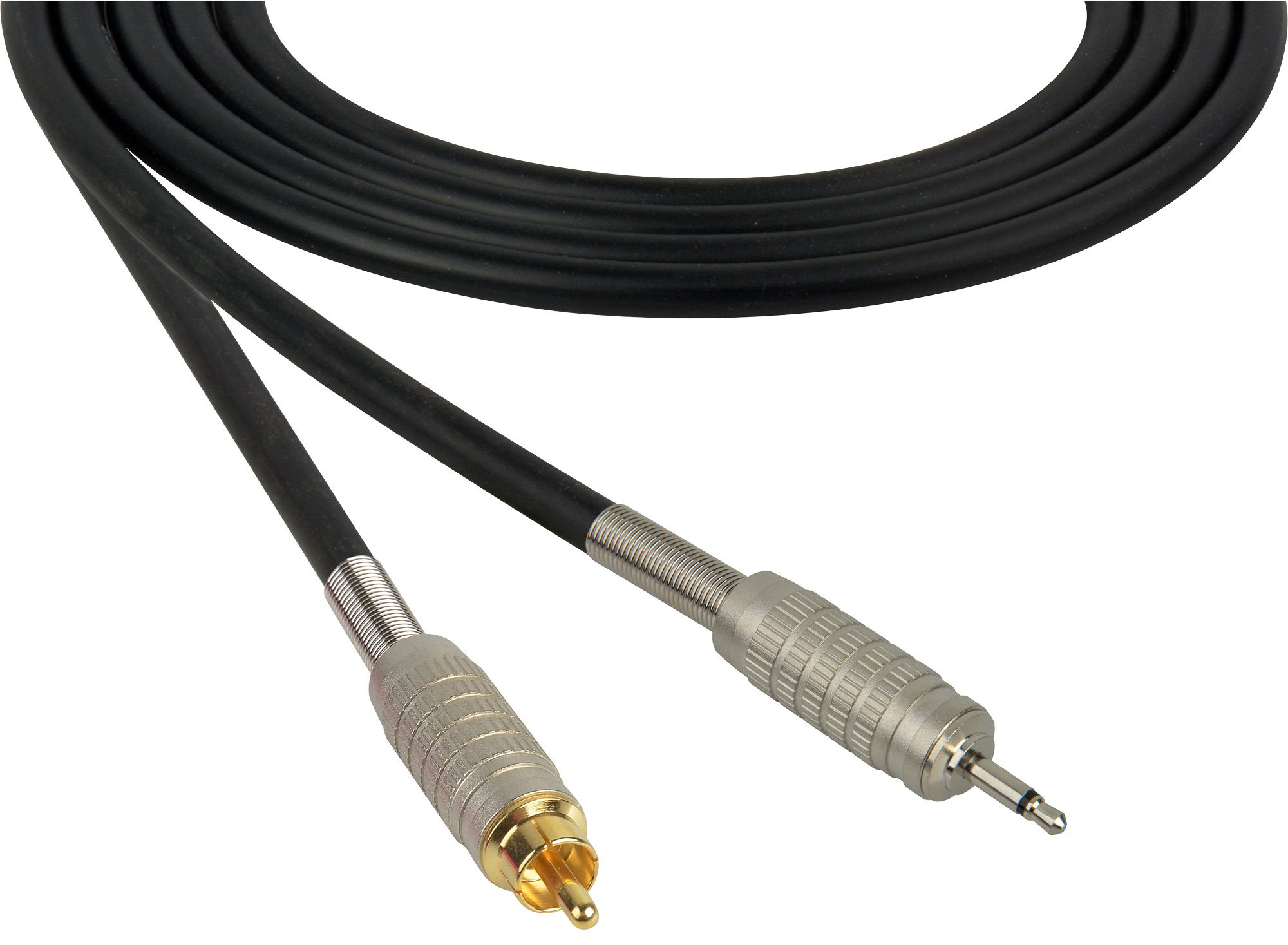 Mini to RCA Cables
