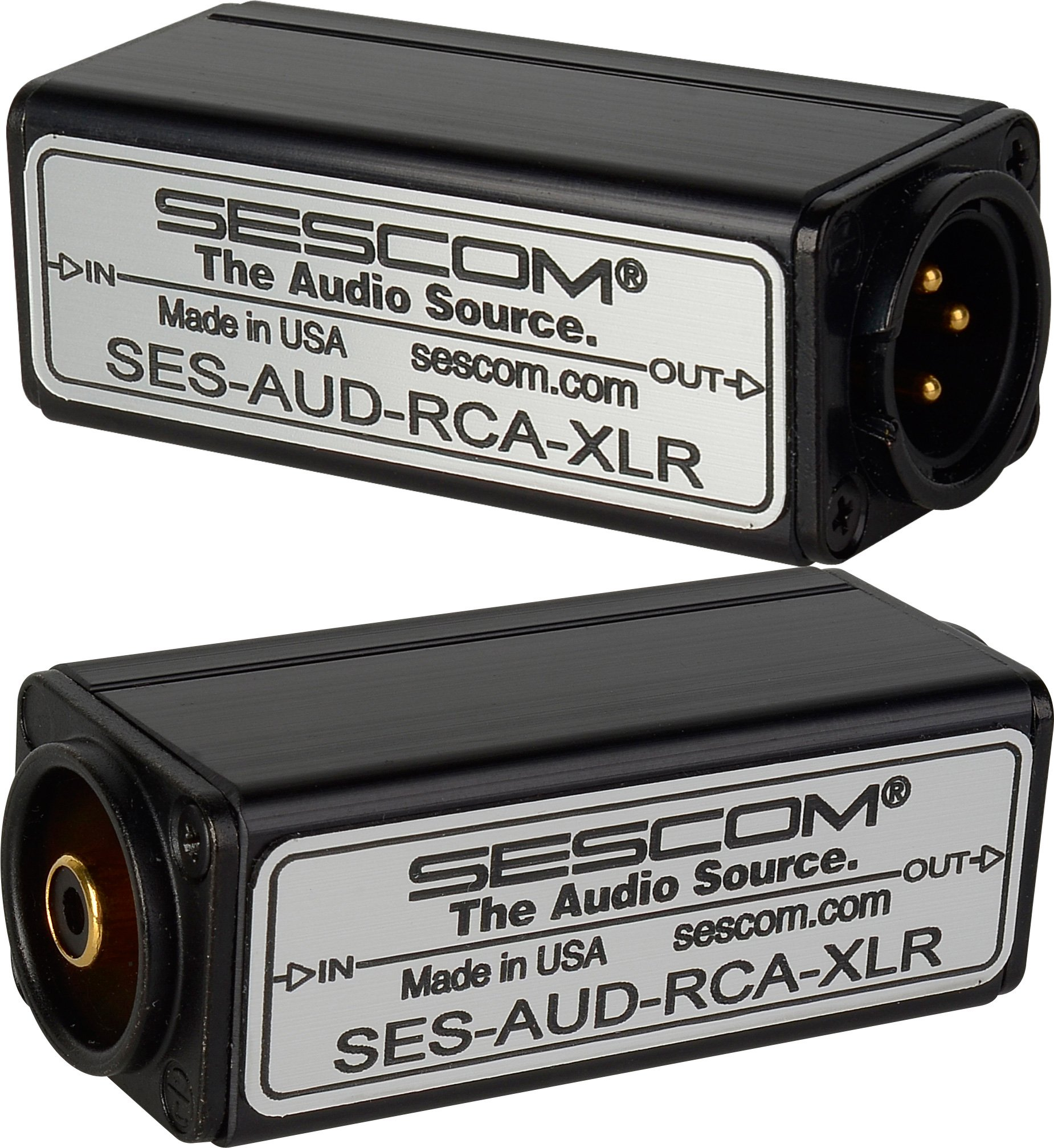 Audio Signal Conversion