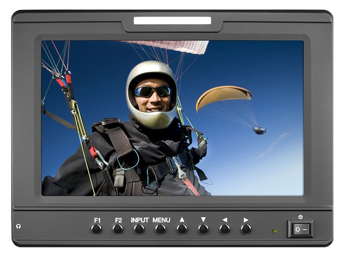 Camera-Top Monitors