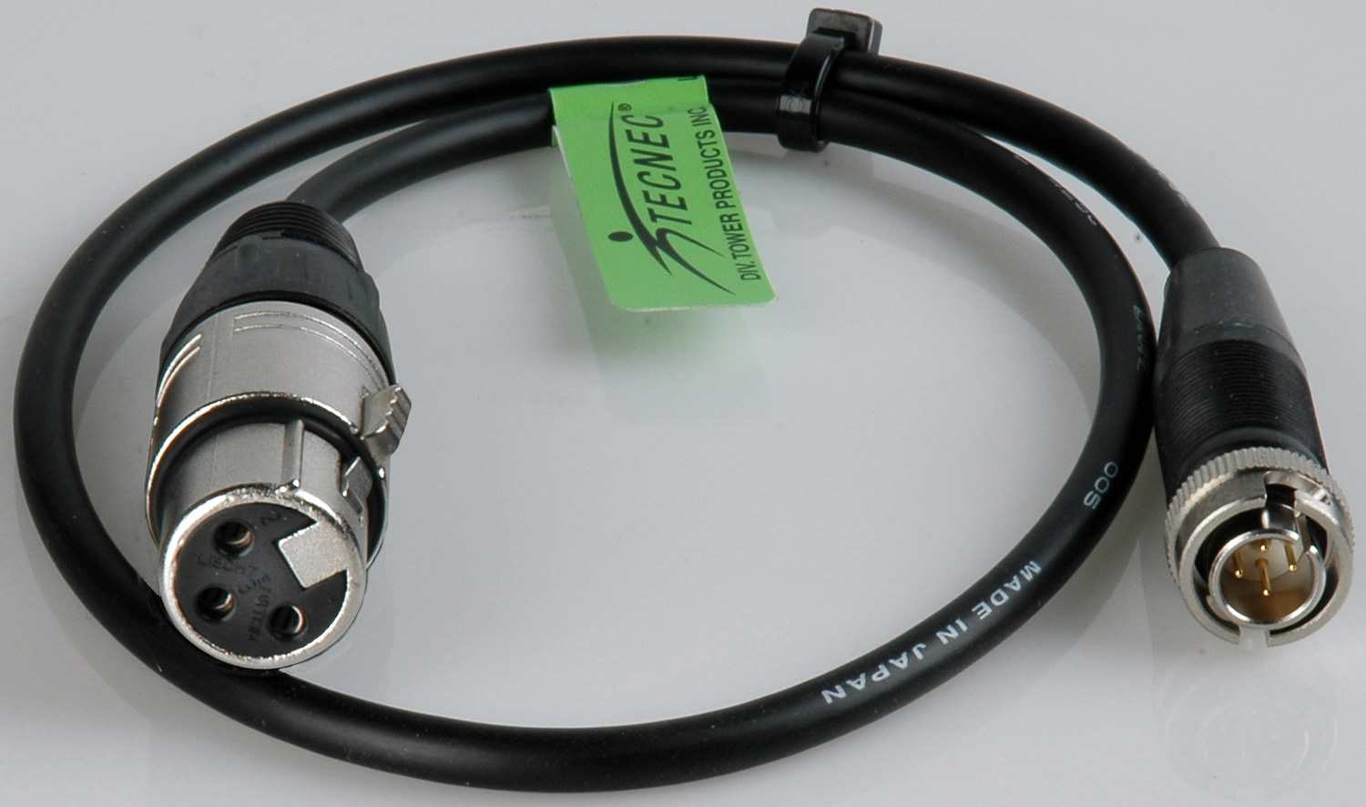 Wireless Receiver Cables