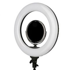 "Ikan RLCB60 Oryon 18"" Bi-Color 3200K-5600K Ring Light w/ Make-up..."