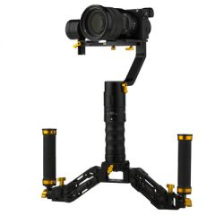 Ikan EC1-FHS-KIT EC1 Beholder Gimbal & Flex Handle Stabilizer...