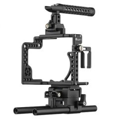 Ikan STR-GH5 STRATUS Complete Cage for Panasonic GH4 &...