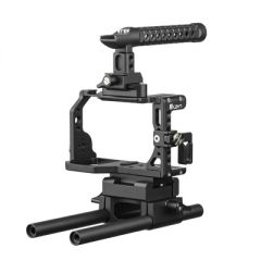 Ikan STR-A6 STRATUS Complete Cage for Sony a6500 Camera...