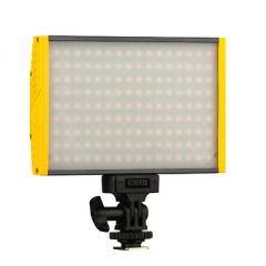 Ikan OYB120 Onyx 15W Bi-Color 3200K-5600K Aluminum On-Camera LED...