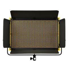 Ikan OYB15 Onyx 2 x 1 Bi-Color 3200K-5600K Aluminum LED Light w/...