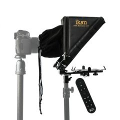 Ikan PT-ELITE-LS-RC Elite Universal Tablet & iPad Teleprompter...