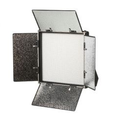 Ikan RW10 Rayden Daylight 5600K 1 x 1 Studio & Field LED Light