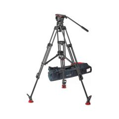 Sachtler 1043 FSB 10 ENG 2 MCF Carbon Fiber Tripod System w/...