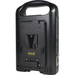 Dracast V-Mount Dual Battery Charger