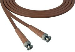 Laird Digital Cinema 1505-B-B-200-BN Laird  Belden 1505A SDI/HDTV RG59 BNC Cable - 200 Foot Brown