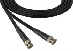 Laird Digital Cinema 1505-B-B-200 Laird  Belden 1505A SDI/HDTV RG59 BNC Cable - 200 Foot Black