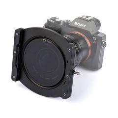 NiSi 100mm Aluminium Filter Holder for Laowa 12mm f/2.8 - NIP-100-LA