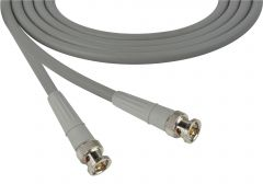 Laird Digital Cinema 1694-B-B-125-GY Laird  Belden 1694A SDI/HDTV RG6 BNC Cable - 125 Foot Grey