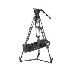 Sachtler 1862S2 Video 18 S2 Fluid Head & ENG 2 CF Tripod System...