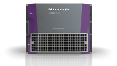 Miranda 8500H-IP-3G-ETH-SFP 8500 3 IN IP Gateway input fiber
