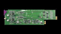 Miranda ADA-1023-DRP Double rear connector panel