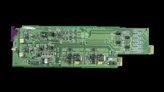 Miranda ADA-1033-DRP-3RU Double rear connector panel