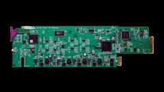 Miranda ADX-1852-110-DRP-3RU Dual rear connector panel, 110 ohm