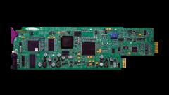 Miranda DEC-1023-3RU 12-bit composite to SDI decoder