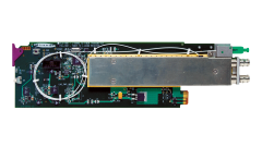 Miranda FLO-1601 L-band to fiber transmitter