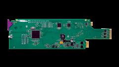 Miranda FXE-1501-SRP-3RU Single rear connector panel