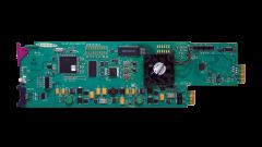 Miranda HCO-1822-DRP-R Double rear connector panel w/ bypass...