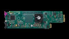 Miranda HLP-1801-DRP Double rear connector panel