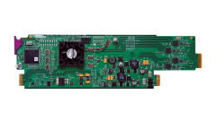 Miranda HRS-1801-DRP Double rear connector panel