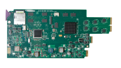 Miranda IRG-3401 High density ASI/IP gateway