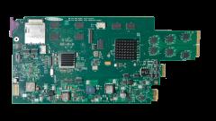 Miranda IRG-3401-3DRP Double 3 RU rear module w/ SFP sockets