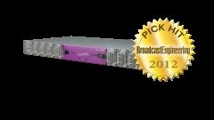 Miranda LUMO-BNC 1 RU BNC housing frame w/ 1 power supply