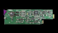 Miranda SDA-1162-SRP Single rear connector panel w/ 1 SDI out