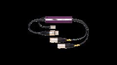 Miranda SDM-771p/75 75 ohm AES/EBU digital to analog converter